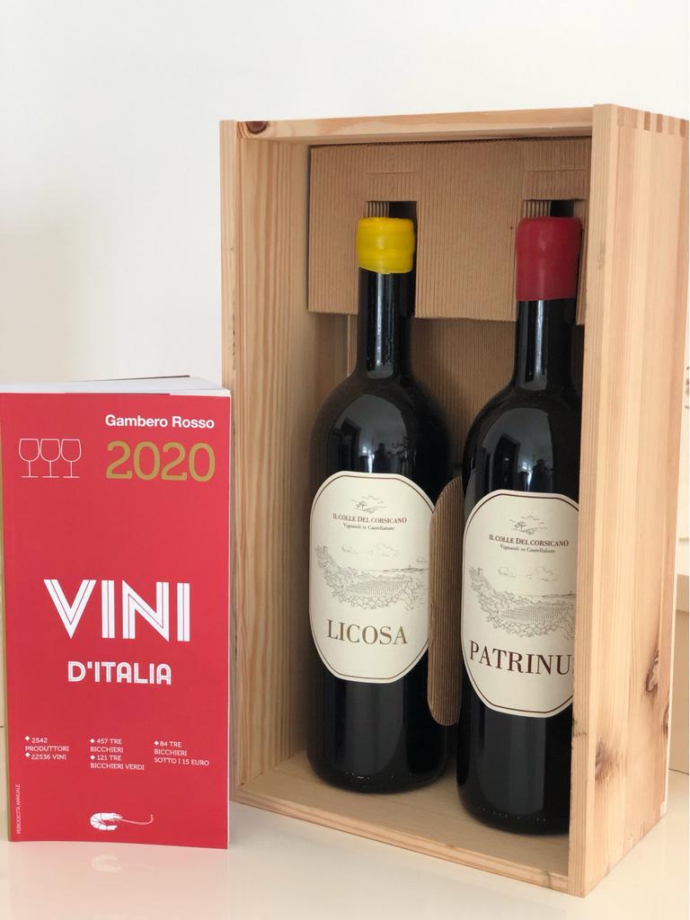 vini d'italia il colle del corsicano vini